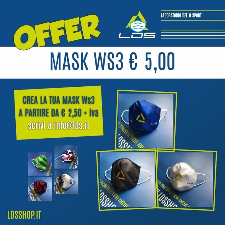 MASK WS3